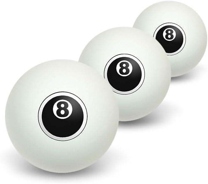 Ocho – Bola de billar, tenis de mesa PING PONG BOLA 3 unidades ...