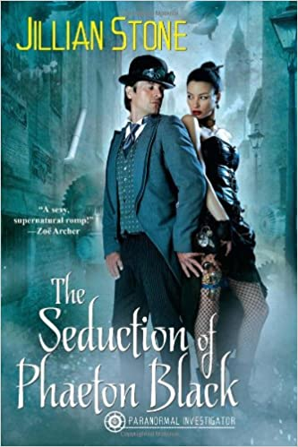 Seduction of Phaeton Black, The (Phaeton Black, Paranormal Investigator)