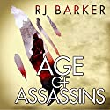 Age of Assassins Audiobook by RJ Barker Narrated by Joe Jameson