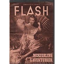 Flash , l'hebdomadaire du grand reportage / 1ere année n° 3