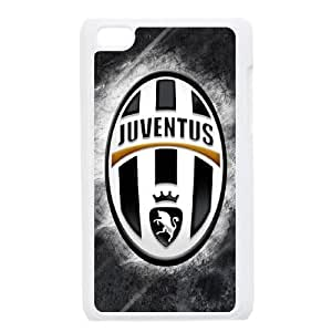 (GLDM) iPod Touch 4 Case White Juventus