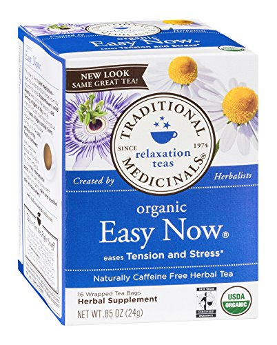 - Traditional Medicinals, Cup of Calm, 16 bags
