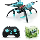 JJR/C H42 Butterfly Aerial Photography WIFI HD FPV Camera Drones,Lifelike Butterfly Like Design RC Quadcopters