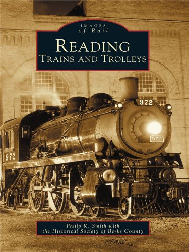 Reading Trains and Trolleys (Images of Rail)