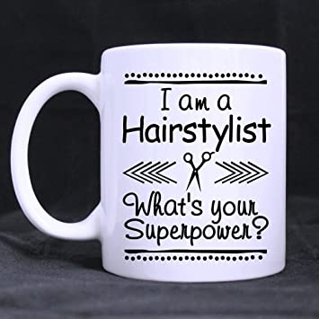 office coffee cups. Funny Coffee Mugs I\u0027m A Hairstylist Quotes Office Cups 11 Oz For Women U