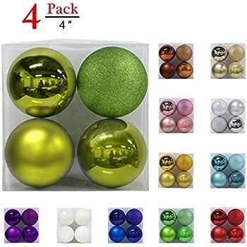 Amazon.com: Christmas Balls Ornaments for Xmas Tree ...
