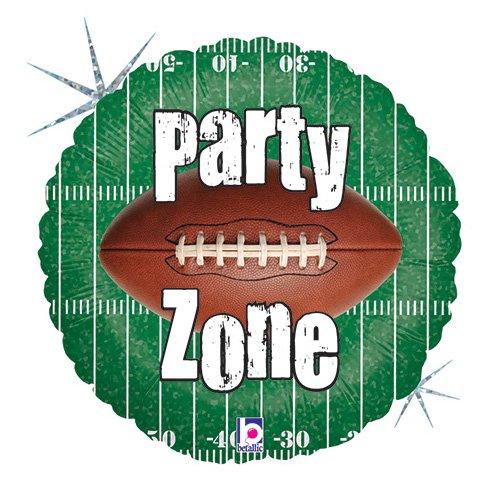 Football Field Ball Party Zone Sports Boy Birthday