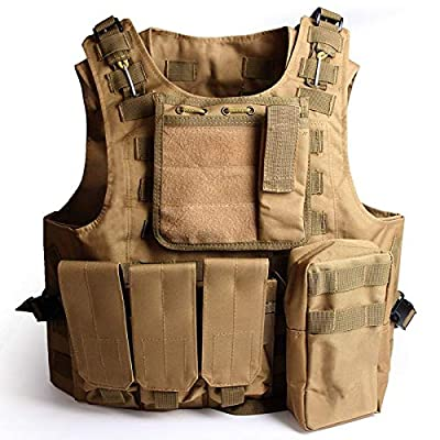 GwendolynC Airsoft Tactical Vest