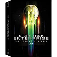 Deals on Star Trek: Enterprise The Complete Series Blu-ray