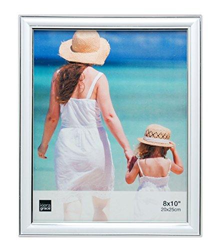 8x10 tabletop frame white - 9