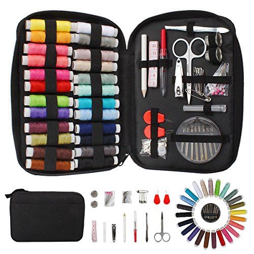 Sewing Kit,Euow Premium Sewing Accessories With 90 Sewing Ac