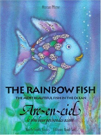 Read Online The Rainbow Fish (English and French Edition) pdf epub