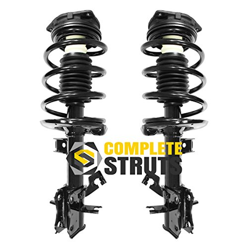 sentra strut and spring assembly - 7