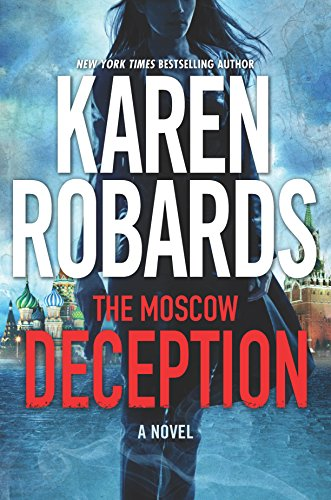 The Moscow Deception: An International Spy Thriller (The Guardian Book 2) cover