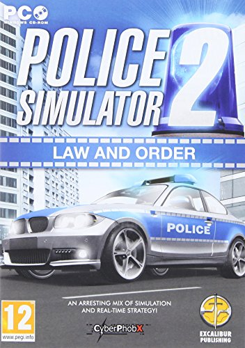 - Police Simulator 2: Law and Order for PC CD-ROM