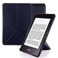 Capa Case Kindle Paperwhite WB Auto Liga/Desliga - Origami Preta