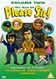 Please Sir!: The Best Of - Volume 2 [DVD]
