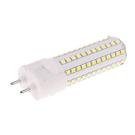 12W G12 Caliente Proyector LED Luz SMD2835 Bombillas Lámpara 1200Lm