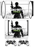 Cod Mw Q Skin Sticker PS3 PlayStation 3 Super Slim with 2 Controller Skins