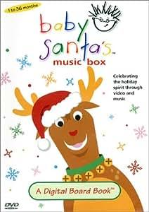 Baby Santa's Music Box