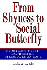 From Shyness to Social Butterfly Paperback