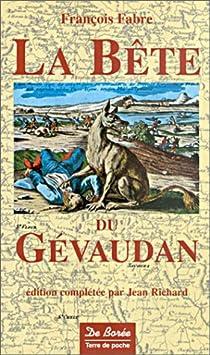 La bête du Gévaudan par Fabre