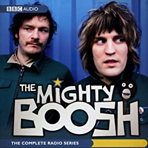 The Mighty Boosh Radio/TV Program