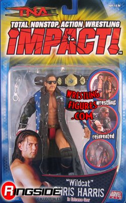 Total NonStop Action TNA Series 4 Wrestling Impact! - Tna Marvel