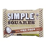 Simple Squares Paleo Protein Bars