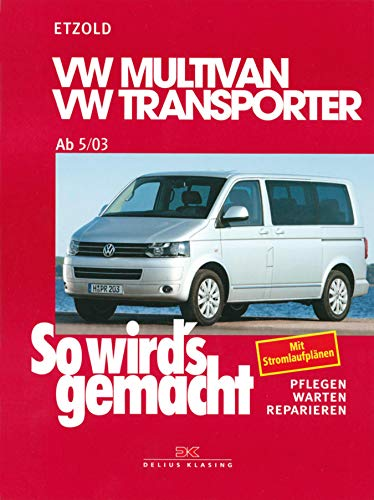 VW Multivan / VW Transporter T5 115-235 PS: Diesel for sale  Delivered anywhere in USA