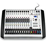 Professional MX-12 USB Portable Mixing Console 12 Channels 16 DSP DJ Audio Sound Mixer