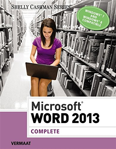 Office Depot Desktop Computers (Microsoft Word 2013: Complete (Shelly Cashman Series))
