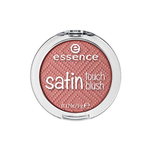 essence Satin Touch Blush, 10 Satin Coral