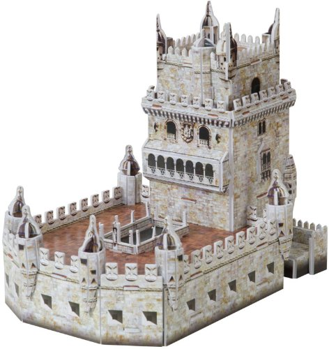 From usa diy 3d educational world landmark puzzle toys for Arch decoration crossword clue