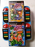 Buzz: Buzz! Junior Jungle Party and BUZZ Jr.: Robo Jam Bundle - Playstation 2
