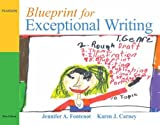 img - for Blueprint for Exceptional Writing by Jennifer A. Fontenot (2008-06-23) book / textbook / text book