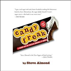 Candyfreak Audiobook