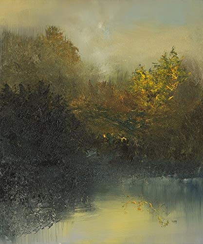 Fall River (Limited Edition on Canvas - 18x21 in) -
