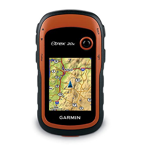 ?The Garmin eTrex 20x