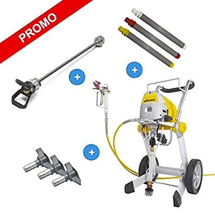 Bekannt Wagner ProjectPro 119 Airless Paint Sprayer: Amazon.co.uk: DIY & Tools IG04