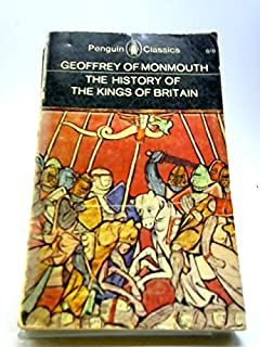 geoffrey of monmouth history of the kings of britain