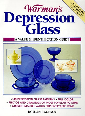 Warman's Depression Glass: A Value & Identification Guide (Serial)