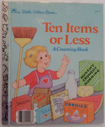 Ten Items or Less: A Counting Book