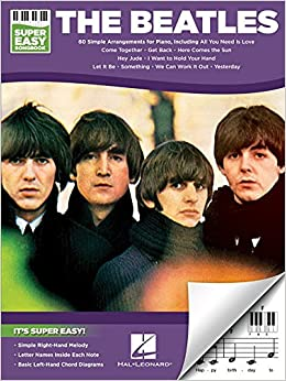 The Beatles: Super Easy Songbook