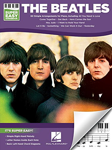Sheet Easy (The Beatles - Super Easy Songbook)