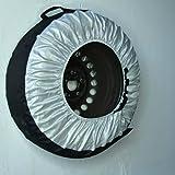 Wheel Hangers Set - Wall Mount Tire Rack