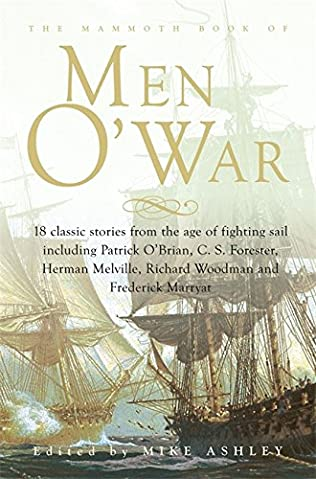 book cover of The Mammoth Book of Men O\' War