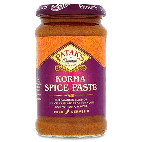 Patak's Korma Spice Paste 290g