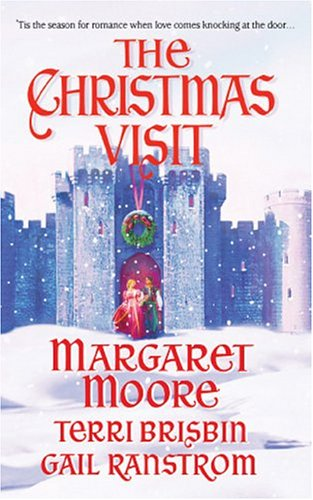 book cover of The Christmas Visit