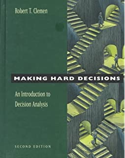 Amazon introductory statistics fourth edition 9780128043172 making hard decisions an introduction to decision analysis business statistics fandeluxe Choice Image